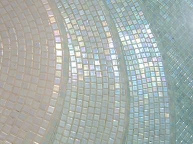 Stock rivestimento in mosaico vetro e ceramica made in - Mosaico ceramica bagno ...